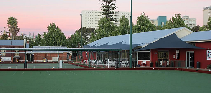 Social Bowls at South Perth Bowling Club
